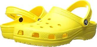 Crocs Classic Clog (Citrus 1) Clog Shoes
