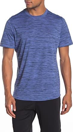 Zella Space Dye Short Sleeve Performance T-Shirt