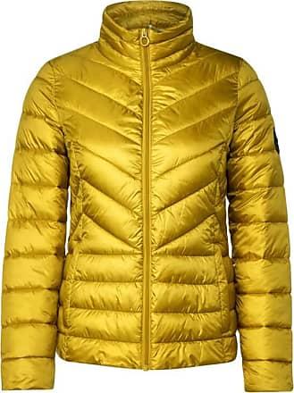 Cecil Sportive Stepp-Jacke - amber glow gold