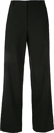 Dion Lee tailored mesh insert trousers - Black