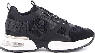 Philipp Plein Runner Sneakers, 41 Black