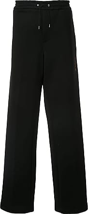 OAMC drawstring wide trousers - Black