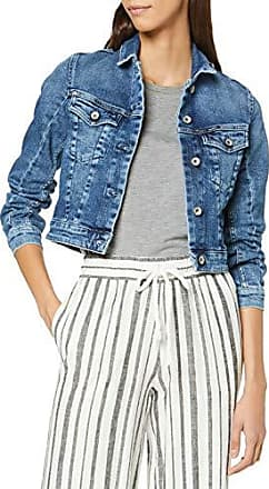 garcia jeansjacke damen grau