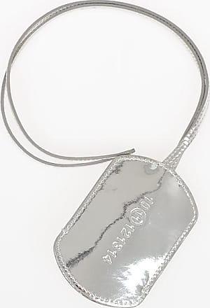 Maison Margiela MM11 Leather Neck Keychain size Unica