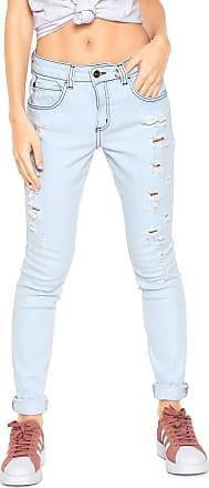Element Calça Jeans Element Skinny Sticker Azul