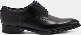 Ted Baker Leather Derby Shoes in Black VATORY, Mens Accessories