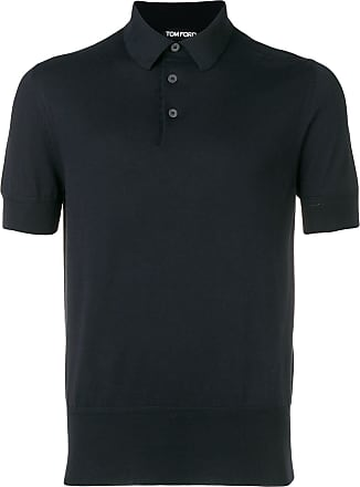 Tom Ford Camisa polo de tricô - Preto
