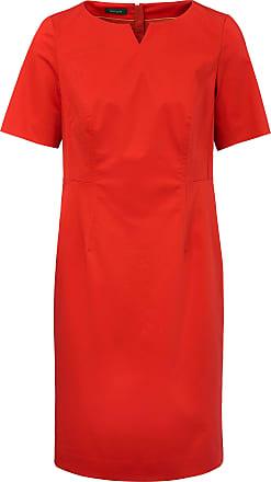 Basler Kleid mit 1/2-Arm Basler rot