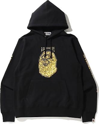 A Bathing Ape Jewelry Motif wide hoodie