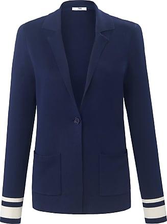 Peter Hahn Knitted blazer in 100% cotton Peter Hahn multicoloured