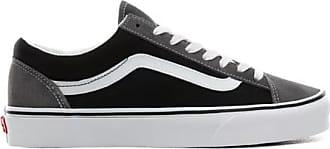 Vans Vintage Suede Style 36 Schuhe Zinn schwarz - UK6