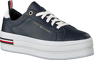 Tommy Hilfiger Blaue Tommy Hilfiger Sneaker Low Modern Flatform