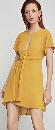 BCBGeneration Twist Front Asymmetrical Dress