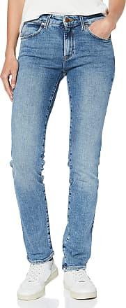 Wrangler Mens Greensboro Straight Jeans, Blue (Water Blue 78X), 30 W/ 34 L