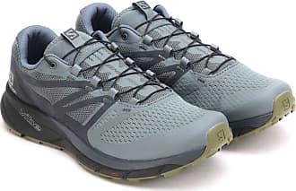 Salomon Mens Sense Ride 2 Trail Running Shoes Grey Size: 7.5 UK