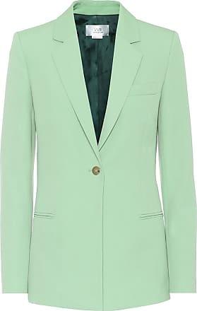 Victoria Beckham Wool-blend single-breasted blazer