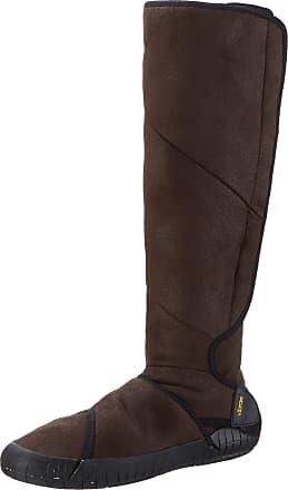 Vibram Fivefingers Unisex Adults Furoshiki Hboot Boots, (Dark Brown),Large (42/43 EU)