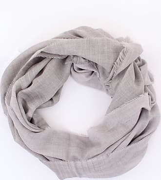 Doppiaa Scarves Grey