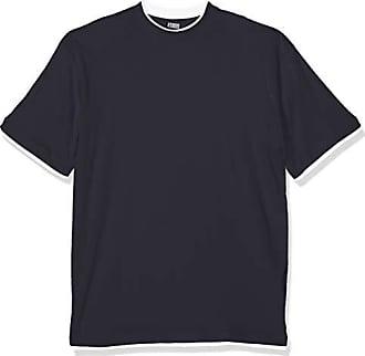 Urban Classics Bekleidung Contrast Tall Tee - Camiseta para hombre fc6d5fea376