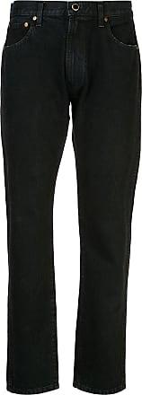 Khaite Calça jeans reta - Preto