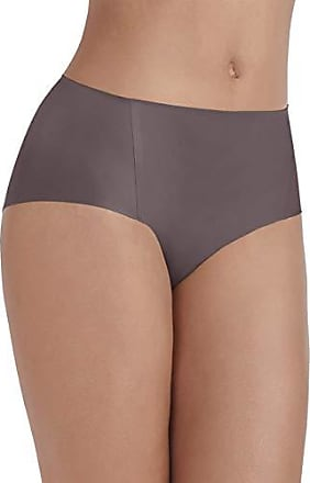 Vanity Fair Womens Underwear Nearly Invisible Panty, Deep Mauve-Hipster, Small/5