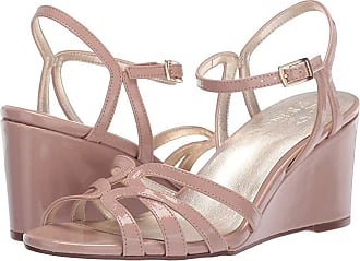 faab35ae15ed Naturalizer Gio (Vintage Mauve Patent Synthetic) Womens Wedge Shoes