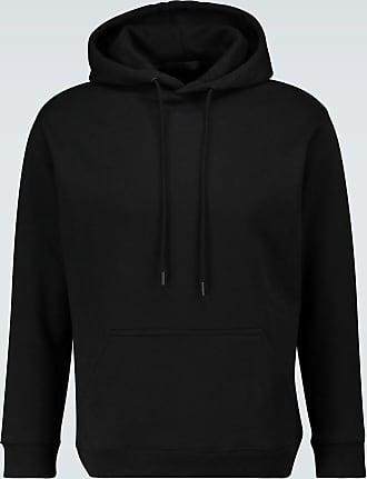 Wardrobe.NYC Kangaroo pocket hooded sweatshirt
