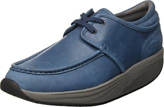 fb90a677a6db Mbt Mens Kheri 6s Low Trainers Blue Size  10