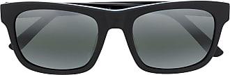 Vuarnet Óculos de sol quadrado District 2002 - Cinza
