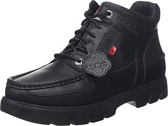 Kickers Mens Lennon Mid Classic Boots, Black (Black Blk), 6.5 UK 40 EU