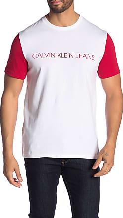 Calvin Klein Colorblock Crew Neck Tee
