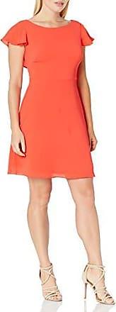 London Times Womens Plus Size Long Sleeve Round Neck Sheath Dress