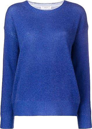 Majestic Filatures Suéter de cashmere - Azul