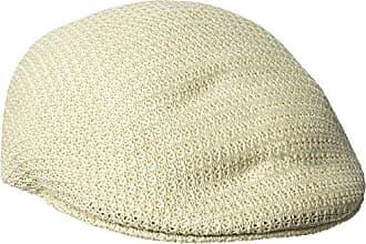 2141e2fa6292f Sean John Mens Crochet Blocked Ivy Flat Cap