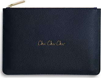 Katie Loxton Perfect Pouch Chic Chic Chic Navy