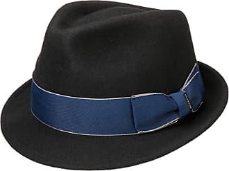 9fcac09c712 Stetson Boston Blue Ribbon Wool Felt Hat by Stetson Trilby hats