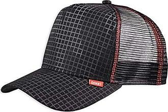 Djinns 6P Snapback Cap Indo Spots Black und Grey Herren Kappe Mütze Base Cap
