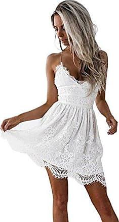 3e322c36f4aff Spitzenkleider in Weiß: Shoppe jetzt bis zu −71%   Stylight