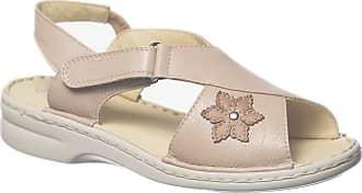 Doctor Shoes Antistaffa Sandália Feminina em Couro Ostra/Doce Leite 293M Doctor Shoes-Bege-38