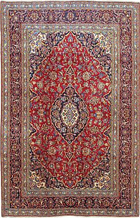 Nain Trading 301x196 Tappeto Orientale Mashad Grigio/Marrone (Lana, Persia/Iran, Annodato a mano)