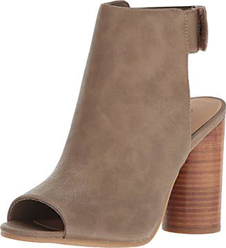 Call It Spring Womens Traewien Heeled Sandal Taupe 7 B US