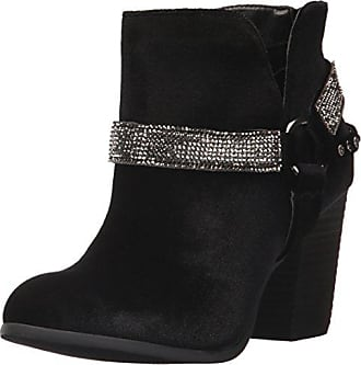 Not Rated Womens Norman Ankle Bootie, Black, 7.5 M US