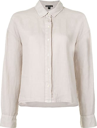 James Perse boxy fit shirt - SILVER