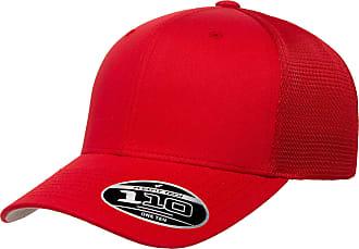 DECKY MENS FLEX FIT BASEBALL HAT 6 PANEL HATS FLEX CAP CASUAL CAPS 12 COLOR