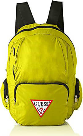 Guess Bags Backpack, Sacs à dos homme, Jaune (Yellow), 18x44x28 cm 0c47a79be394