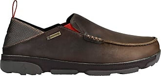 Olukai New Mens NaI WP Slip On Carob/Dark Wood 9.5