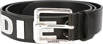 Diesel Cinto de couro - Preto