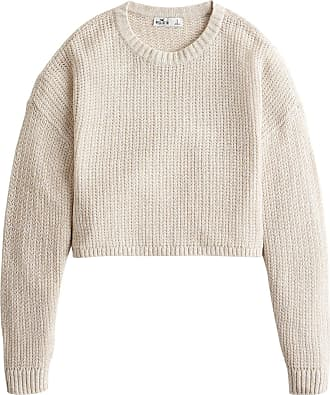 Hollister Pullover beige