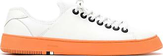 Osklen Soho Overlap low-top sneakers - White