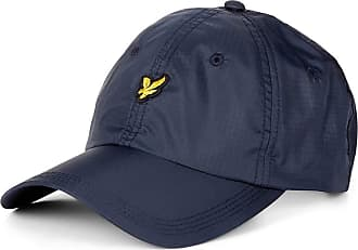 Lyle & Scott Lyle and Scott Men Ripstop Cap - 1SZ Dark Navy